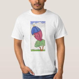 Camisa sin restricciones