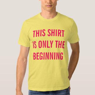 Camisa siniestra