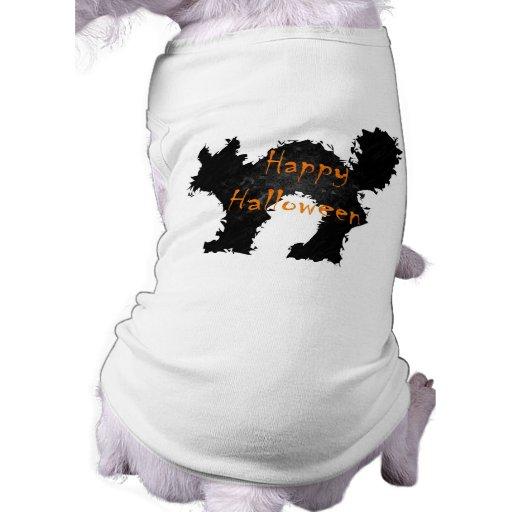 Camisa Spooked del perro Ropa De Perro
