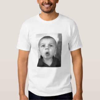 Camisa suave de Edun del niño con imagen de encarg