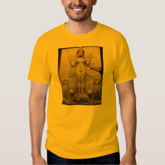Camisa sumeria de dios de Inanna