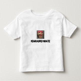 Camisa temible del pirata
