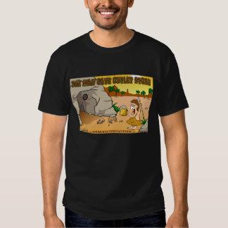 Camisa Toon de la cueva del hombre