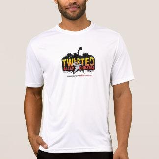 Camisa torcida con TVN