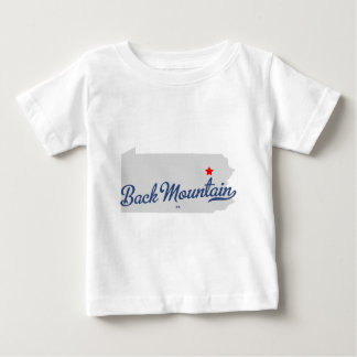 Camisa trasera del PA de Pennsylvania de la