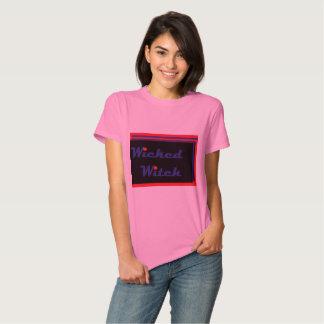 Camisa traviesa de la bruja