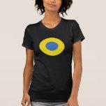 Camisa ucraniana de la blanco