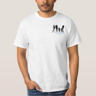 Camisa unisex del club de las mamáes de LO