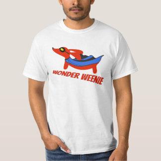 Camisa unisex del Dachshund del Weenie de la