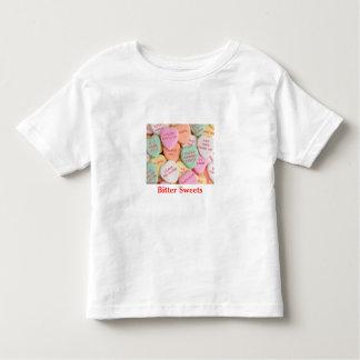 """Camisa verde del niño de los """"dulces amargos"""" de"""