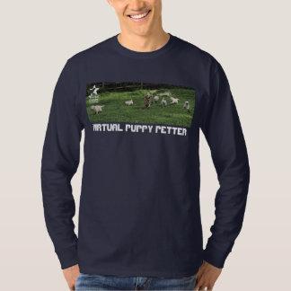 Camisa virtual de Petter del perrito