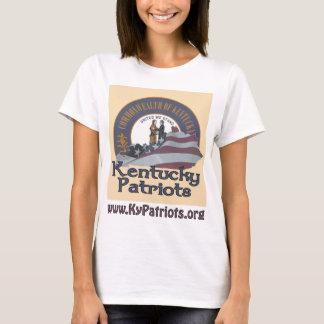 Camisa w/Color-Womens de los patriotas de KY