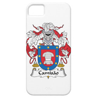 Camisao Family Crest Cover For iPhone 5/5S