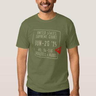Camiseta 01 del sello de SCOTUS genérica Playera