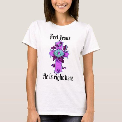 Camiseta 14 de Jesús de la sensación