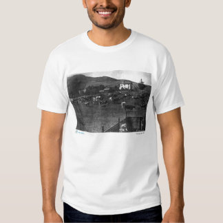 Camiseta 1892 del sitio de Parnassus Polera