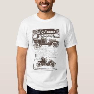 Camiseta 1907 del anuncio de la revista del polera