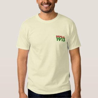 Camiseta 1913 de la DEROGACIÓN Playeras
