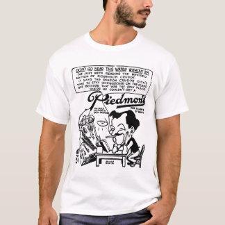 Camiseta 1916 del anuncio del vintage de los