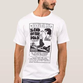 Camiseta 1920 del anuncio de la película del