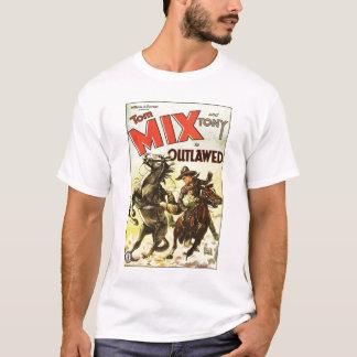 Camiseta 1929 del cartel de película del vintage