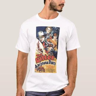 Camiseta 1937 del cartel de película del vintage