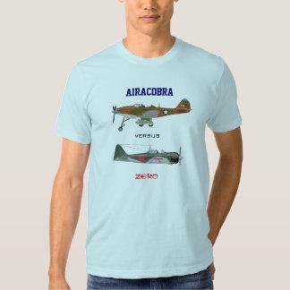 Camiseta 1942 del duelo de la batalla de aire playeras