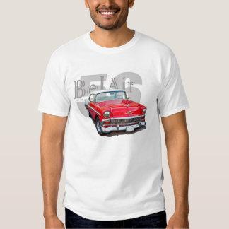 CAMISETA 1956 del Bel Air de Chevy Playeras