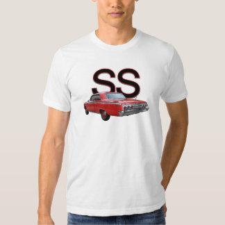 Camiseta 1962 de los SS del impala de Chevy del Playera