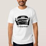 Camiseta #1 de Alfa Romeo 8C Competizione Polera