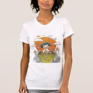 Camiseta 1 de la caridad de Japón