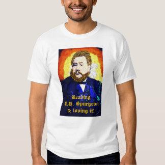 Camiseta #1 de Spurgeon del esencial Playera