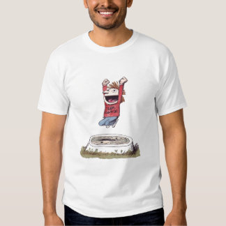 Camiseta #1 del callejón sin salida del equipo playera