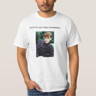 Camiseta #1 del soltero playeras
