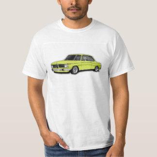 Camiseta 2002 de BMW en golf del color del coche Remera