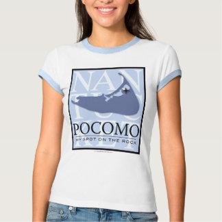 Camiseta 2007 de Pocomo (pequeña encendido parte Playeras