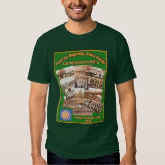 Camiseta 2007 del collage de Camperdown Camisas