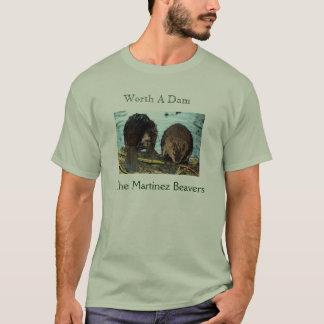 Camiseta 2009 digno de una presa