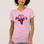Camiseta 2010 de Dan MAES