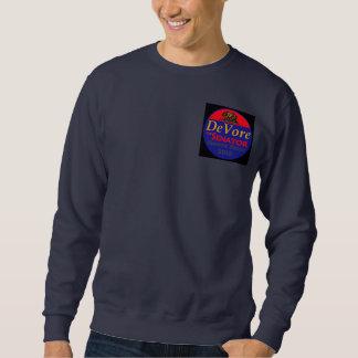 Camiseta 2010 de DeVore California Sudaderas Encapuchadas