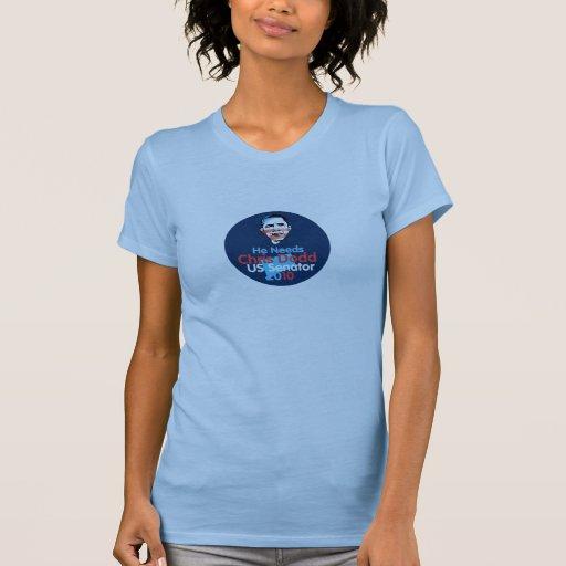Camiseta 2010 de DODD