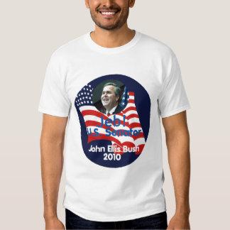 Camiseta 2010 de Jeb Bush Remera