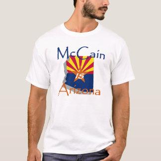 Camiseta 2010 de McCain
