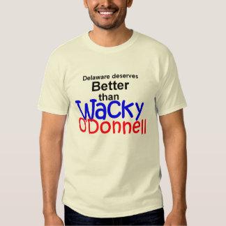 Camiseta 2010 de O'Donnell Delaware Playera