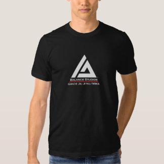 Camiseta 2010 del logotipo de la balanza