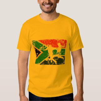 Camiseta 2010 del mundial de Suráfrica Playera