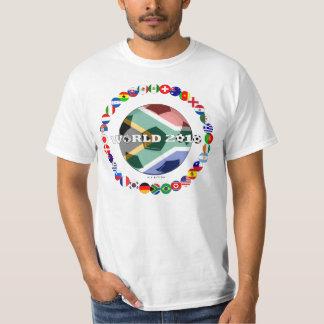 Camiseta 2010 del mundial de Suráfrica toda la Camisas