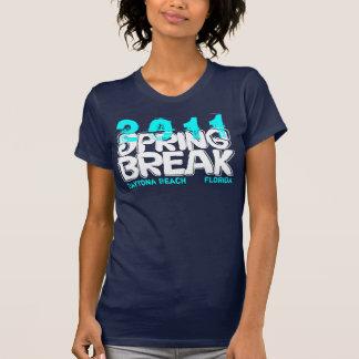 Camiseta 2011 de Daytona Beach de las vacaciones