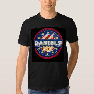 Camiseta 2012 de Daniels Playeras