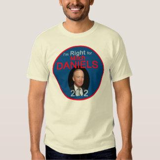 Camiseta 2012 de Daniels Remeras